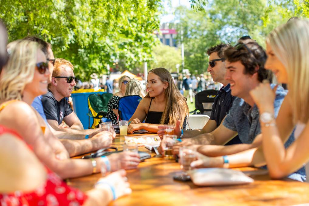 Great Australian Beer Festival Albury will become a spring event.