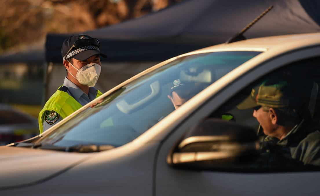 Andrews Says Masks Are In And Berejiklian Says A Hard Border Closure Is Not Ruled Out The Border Mail Wodonga Vic