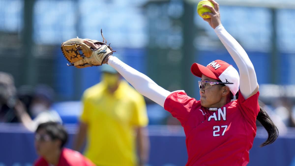 Tokyo Olympics: Mercy rule applied as Japan hammers ...