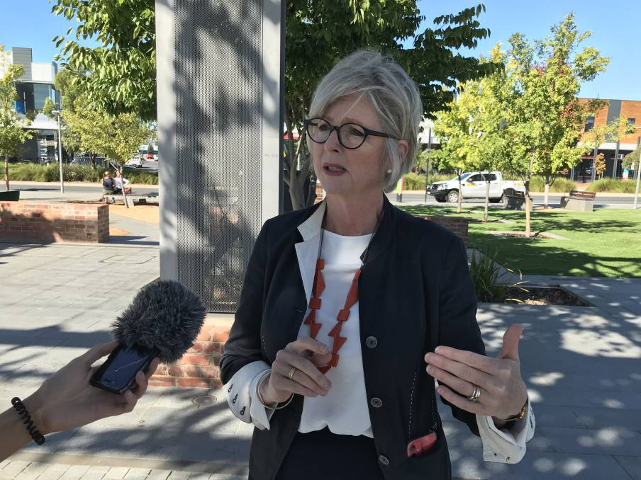 Indi MP Helen Haines says more consultation is going to happen with communities impacted by inland rail.