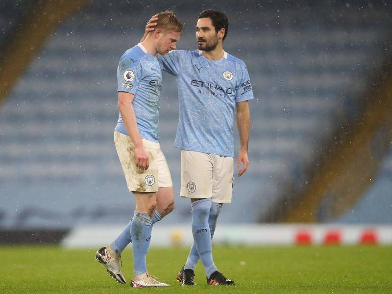 De Bruyne out for up to six weeks for City | The Border ...