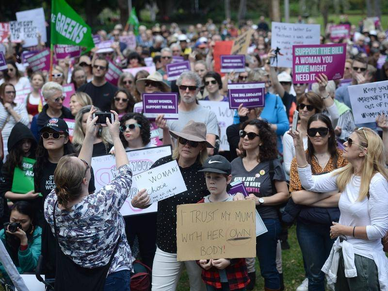 Legislation decriminalising abortion has passed the the NSW Legislative Council after a long debate.
