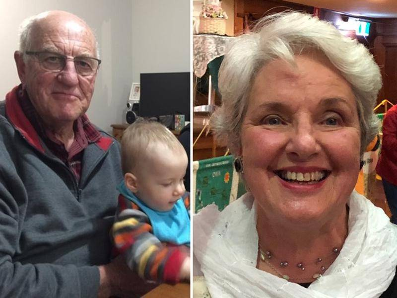 It is almost a year since Russell Hill and Carol Clay went missing in Victoria's high country.