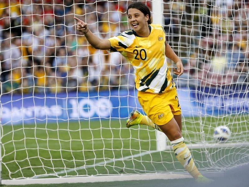 Matildas to embrace early Games spotlight | The Border ...