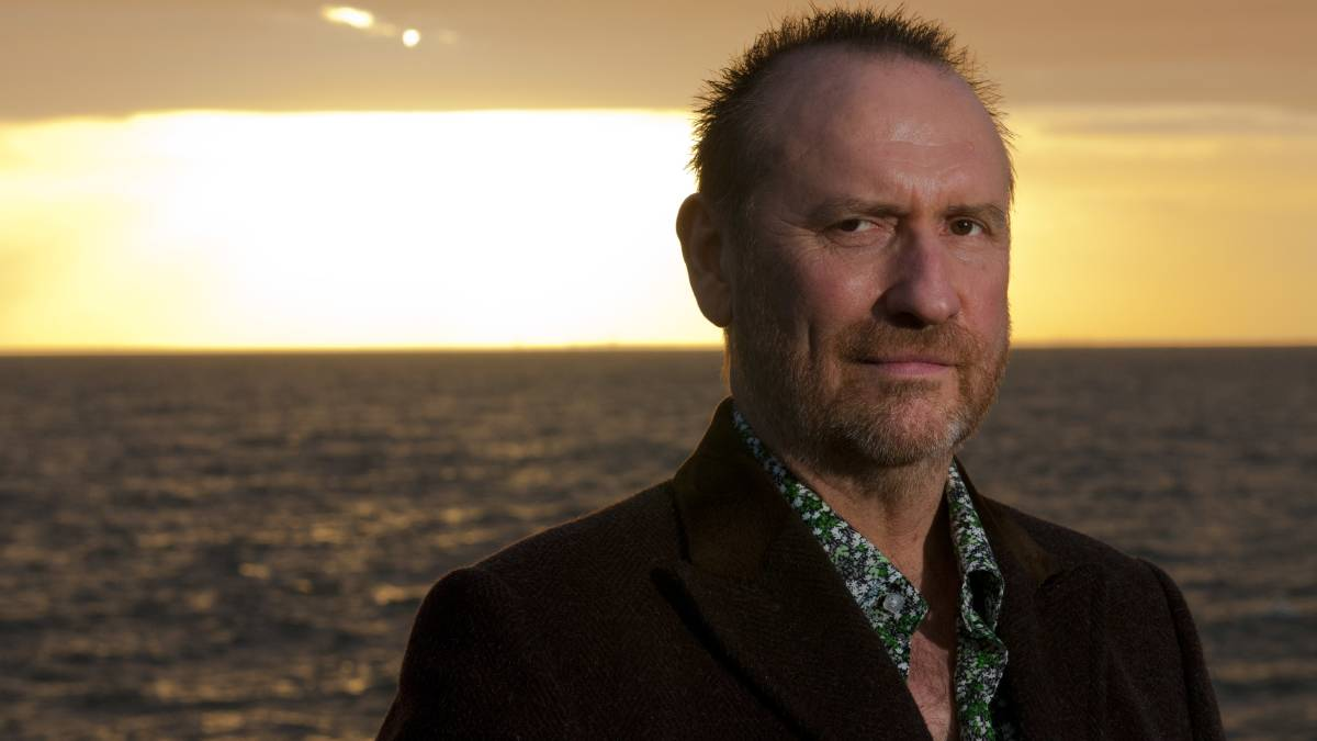 Australian singer-songwriter and former Men at Work frontman Colin Hay. Photo: Marty Smith.