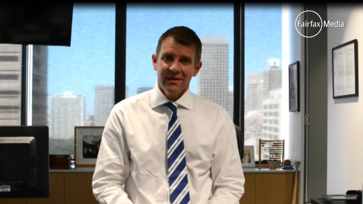 Baird urges voters to remember the past | Video